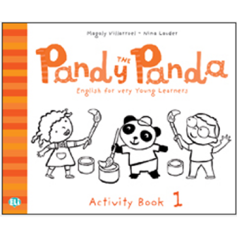 Pandy the Panda - Activity Book 1