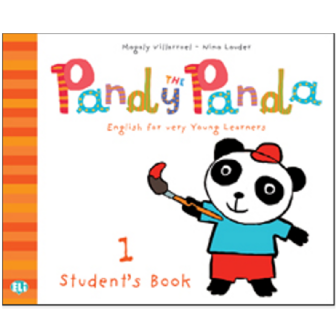 Pandy the Panda - Pupil