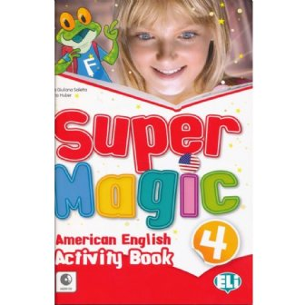 Super Magic Activity Book-full colour + Audio CD 4