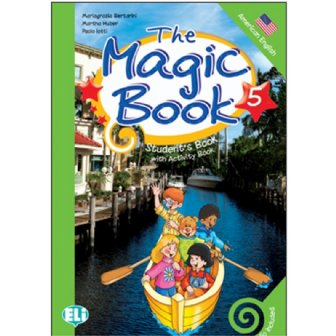 Magic Book Student