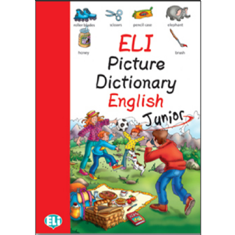 ELI Picture Dictionary English Junior - Dictionary