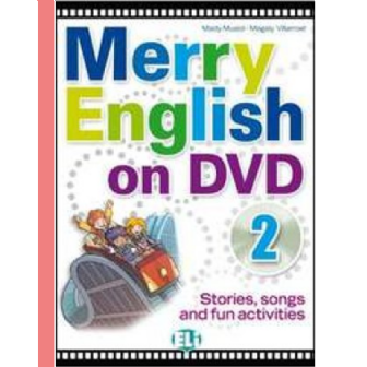 Merry English + DVD 2