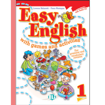 Easy English with games...1