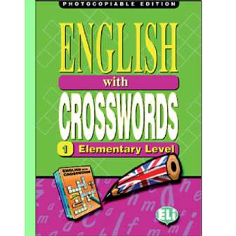 English with crosswords 1 Photocopiable Edition