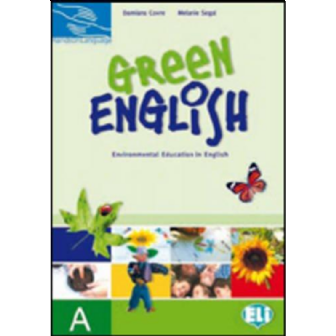 Green English Worksheets A